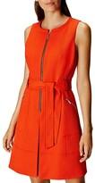 Karen Millen Zip Front Dress
