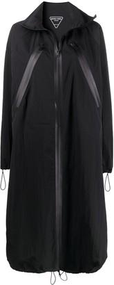Bottega Veneta Loose Fit Midi Coat