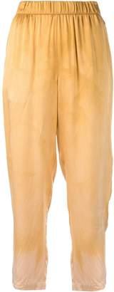 Raquel Allegra high waisted trousers