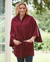 Fashion World Fleece Wrap