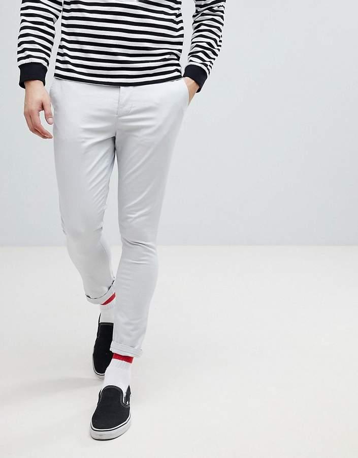 c5b473a01b9 Mens Super Skinny Chinos - ShopStyle