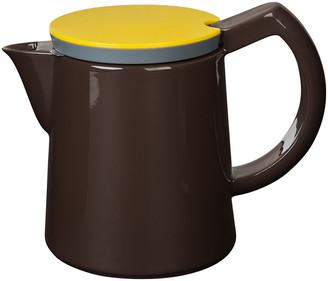 Hay HAY - 'Coffee' George Sowden's Porcelain Coffee Pot - Medium - Brown