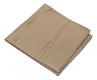 Burberry Ecru Silk Scarves & pocket squares