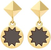 House Of Harlow Sunburst Drop Earrings