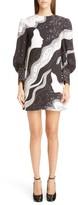 Chloé Women's Galaxy Print Cady Dress