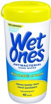 Wet Ones Wet Ones Antibacterial Hand Moist Wipes - Citrus - 40 ct