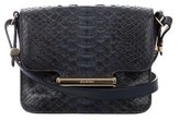 Jason Wu Snakeskin Small Diane Shoulder Bag