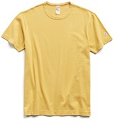 Todd Snyder + Champion Champion Basic Jersey Tee in Goldenrod