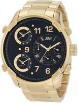 """JBW Men's J6248E """"G4"""" Multi-Time Zone Lifestyle Diamond Watch"""