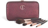Charlotte Tilbury Magical Mini Brush Set 4 Piece Brush Set & Case