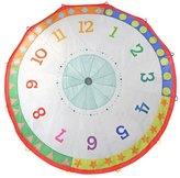 Pacific Play Tents Tick Tock Clock 12 Ft. Parachute Game