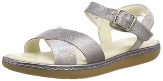 Clarks Women's Skylark Pure K Ankle Strap Sandals