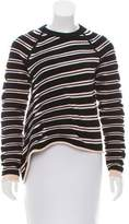 3.1 Phillip Lim Striped Long Sleeve Top w/ Tags