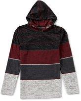 First Wave Big Boys 8-20 Striped Hoodie Long-Sleeve Shirt