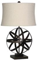 Surya Opulent Orb Lamp