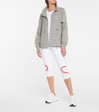 adidas by Stella McCartney Nylon track jacket