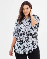 Shadow Floral Shirt