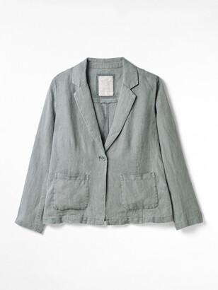 White Stuff Gowan Linen Blazer