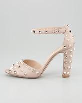 Valentino Allover Rockstud Sandal