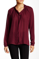 Parker Gilley Silk Blouse