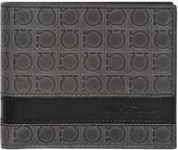 Salvatore Ferragamo Gamma Printed Leather Wallet