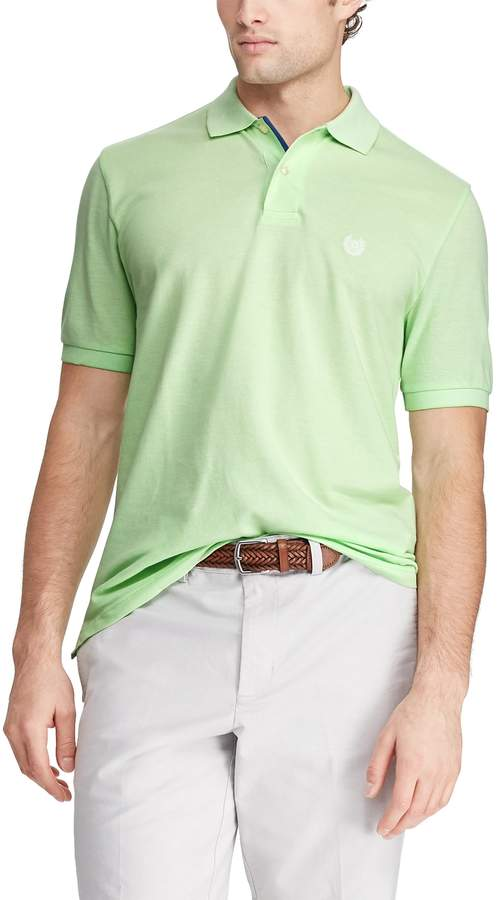 40e4e208 Men's Classic-Fit Birdseye Polo
