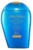 Shiseido Ultimate Sun Protection Lotion SPF 50+ WetForce/3.3 oz.