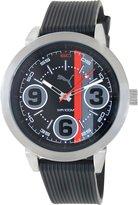 Puma Men's 369 PU103361001 Rubber Analog Quartz Watch
