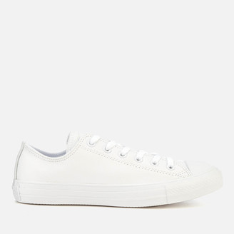 Converse Chuck Taylor All Star Ox Trainers - White