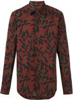 Marni printed button down shirt - men - Cotton - 48