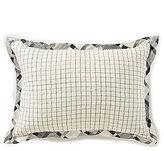 Daniel Cremieux Quincey Plaid Breakfast Pillow