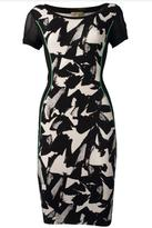 Bandolera Short Sleeve Dress