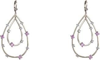 Nina Adorned Layered Teardrop Earrings