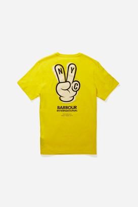 Saturdays NYC Peace S/S T-Shirt