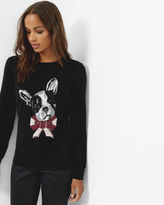 HENIE Merry Woofmas sweater