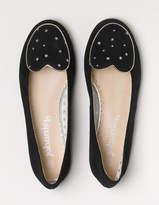Boden Heart Ballet Flats