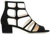 Jimmy Choo Ren 35 sandals - women - Goat Skin/Leather - 38