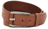 HUGO BOSS Bakaba Leather Belt