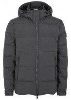 J.lindeberg Barry Grey Quilted Shell Jacket