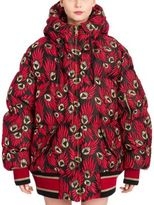 Dolce & Gabbana Hooded Puffer Coat