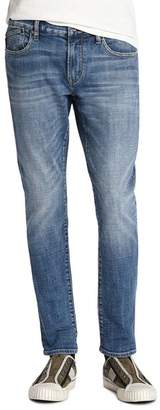 John Varvatos John Vavatos Star USA Matchstick Skinny Fit Jeans in Summer Sky