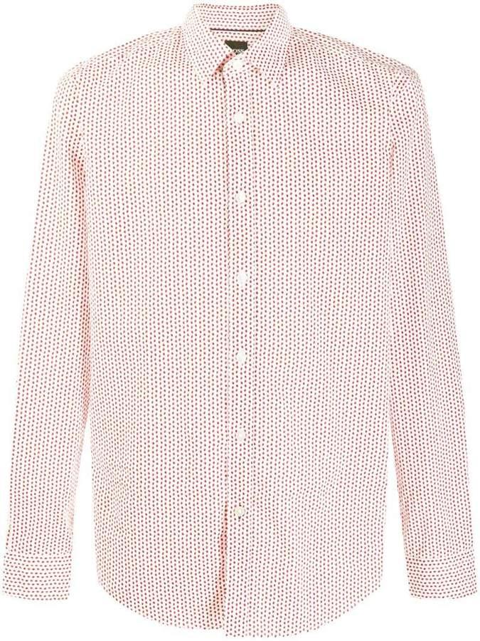 4415bb2fb HUGO BOSS White Men's Shirts - ShopStyle