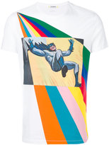 Iceberg Batman T-shirt - men - Cotton/Polyester - S