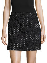 Karen Scott Petite Fun Dot Skort
