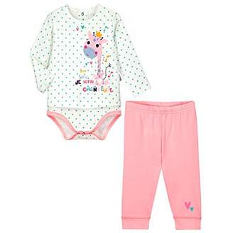 Camilla And Marc Baby Girl Tunic and Leggings misslala Bodysuit Set - - Size 9 Months (74 cm)