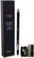 Christian Dior Blonde Powder Eyebrow Pencil With Brush & Sharpener - Women