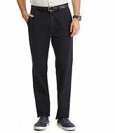 Nautica Anchor Flat-Front Classic Fit Deck Pants