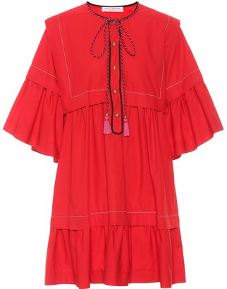 Philosophy di Lorenzo Serafini Cotton shirt dress