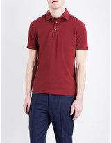 Brunello Cucinelli Regular-fit Cotton-piqué Polo Shirt