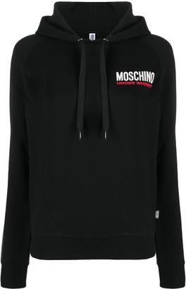 Moschino Under Where? lounge hoodie